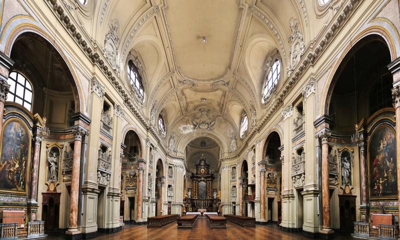 Cathédrale Saint-Jean à Turin