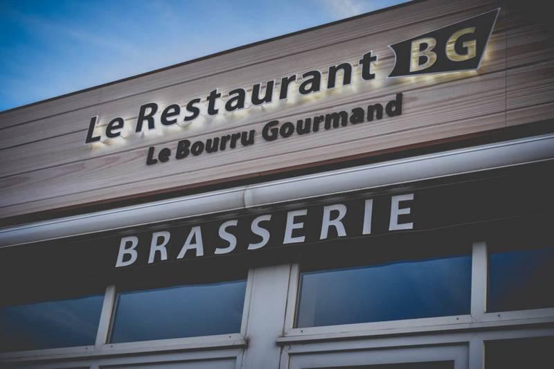 Le bourru Gourmand brasserie restaurant Gerardmer