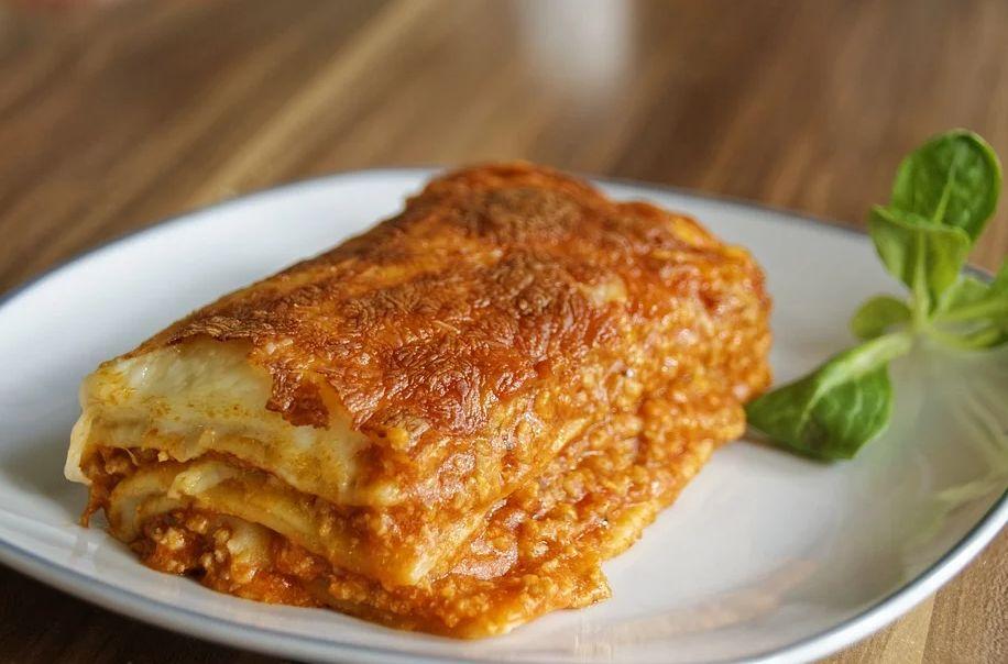 recette des lasagnes à la béchamel